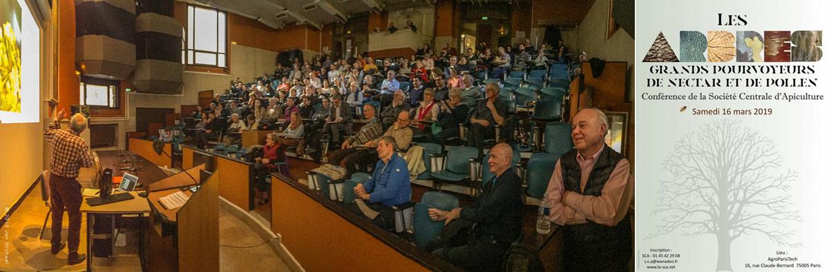 sca conference à Paris 2019