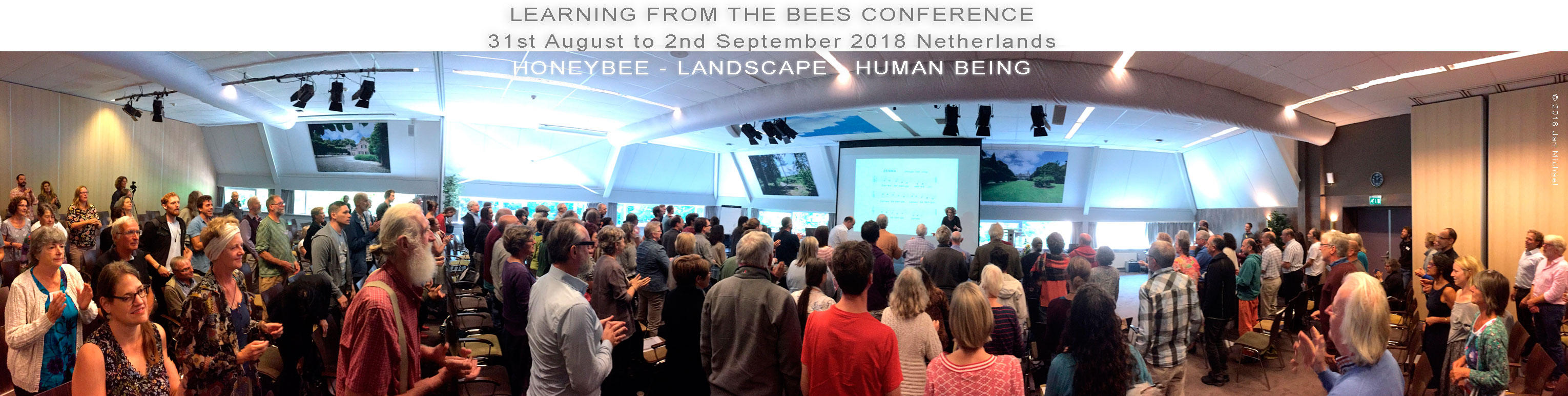 Panorama Congrés learning from the bees