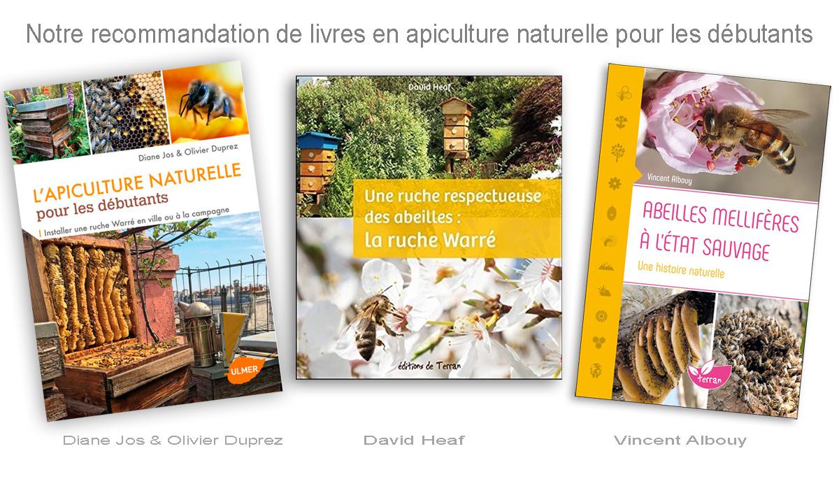 livre en apiculture naturelle