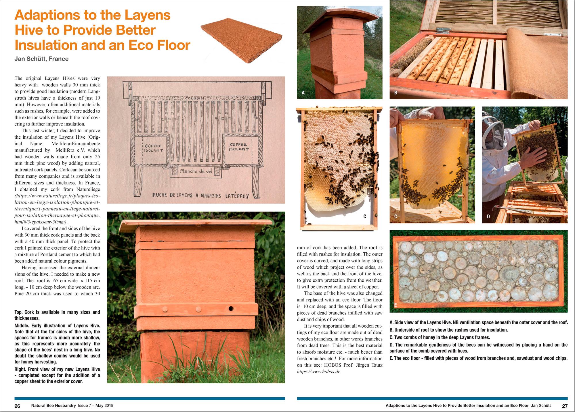 La ruche Mellifer-Layens